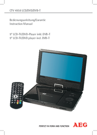 AEG-5158-Manual-Page-1-Picture