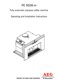 AEG-5190-Manual-Page-1-Picture