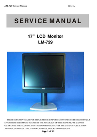 AOC-1180-Manual-Page-1-Picture