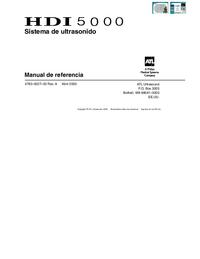 User Manual ATL Manual de referencia