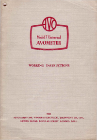 AVO-6002-Manual-Page-1-Picture