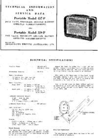 Manuale di servizio AWA 559-P