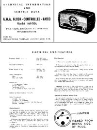 Instrukcja serwisowa AWA 469-MA