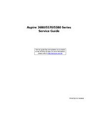 Service Manual Acer Aspire 5570