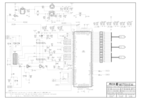 Schéma cirquit Acer Acerview F51e