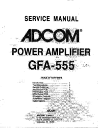 Adcom-5713-Manual-Page-1-Picture