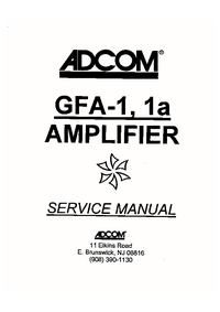 Adcom-9416-Manual-Page-1-Picture