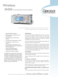 Aeroflex-5740-Manual-Page-1-Picture