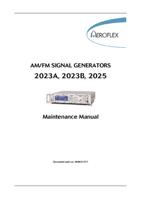Aeroflex-8780-Manual-Page-1-Picture