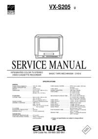 Aiwa-1267-Manual-Page-1-Picture