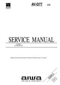 Aiwa-1406-Manual-Page-1-Picture