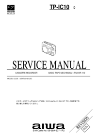 Aiwa-1474-Manual-Page-1-Picture