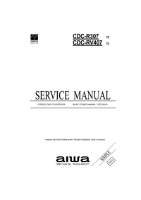 Service Manual Aiwa CDC-R307
