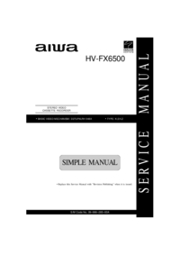 Aiwa-9608-Manual-Page-1-Picture