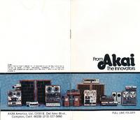 Catalogo Akai xxxxx