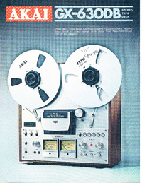 Akai-5238-Manual-Page-1-Picture