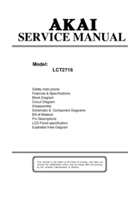 Akai-5242-Manual-Page-1-Picture