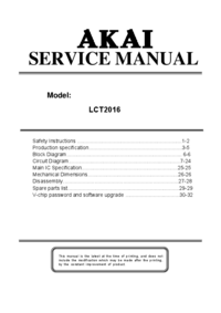 Akai-5248-Manual-Page-1-Picture