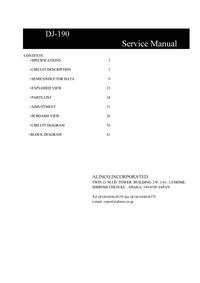Alinco-5799-Manual-Page-1-Picture