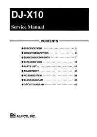 Alinco-5814-Manual-Page-1-Picture