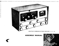 Service and User Manual AlliedRadio 83 YU 726