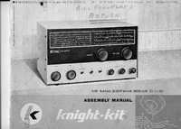 Manual del usuario AlliedRadio R-55