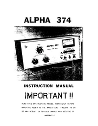 Alpha-5840-Manual-Page-1-Picture