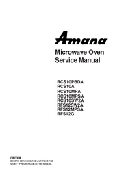 Amana-4277-Manual-Page-1-Picture