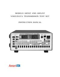 Instrukcja obsługi Ameritec AM5XT