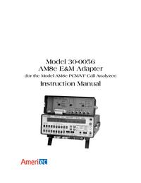 Manuale d'uso Ameritec 30-0056