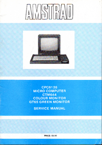 Amstrad-1594-Manual-Page-1-Picture