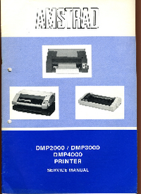 Amstrad-3043-Manual-Page-1-Picture