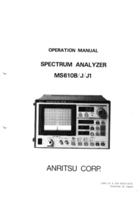 Anritsu-4283-Manual-Page-1-Picture