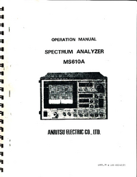 Anritsu-5905-Manual-Page-1-Picture