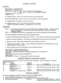 Manual de servicio Astor P4C