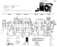 Manual de servicio Astor P5D
