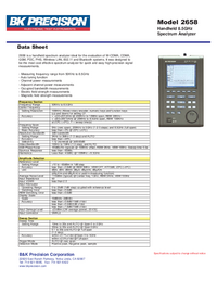 BKPrecision-10911-Manual-Page-1-Picture