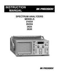 BKPrecision-8527-Manual-Page-1-Picture