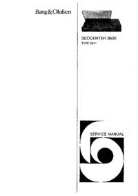 BangOlufsen-6021-Manual-Page-1-Picture