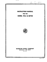 Boonton-8481-Manual-Page-1-Picture