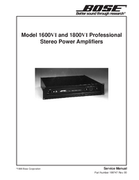 Bose-780-Manual-Page-1-Picture