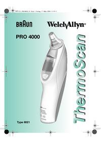 Service Manual Braun Pro 4000