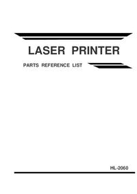 Lista de parte Brother HL-2060