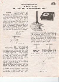 Manuale d'uso CDE AR-10