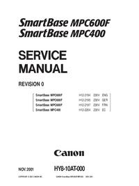 Service Manual Canon SmartBase MPC400