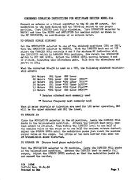 Manual do Usuário, Cirquit Diagrama CentralElectronics 20A