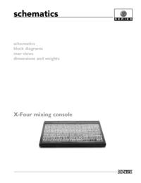 Servicehandboek Crest X-Four