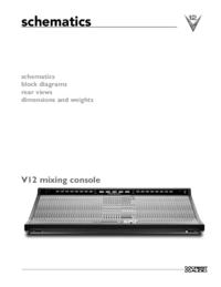 Руководство по техническому обслуживанию Crest V12