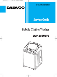 Daewoo-4606-Manual-Page-1-Picture