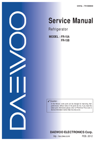 Daewoo-9213-Manual-Page-1-Picture